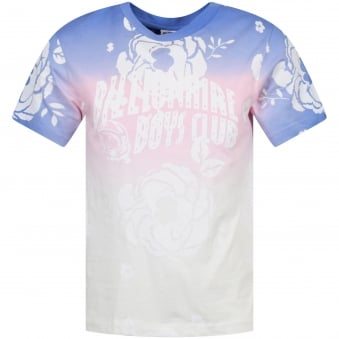 Billionaire Boys Club Dip Dye Print T-Shirt