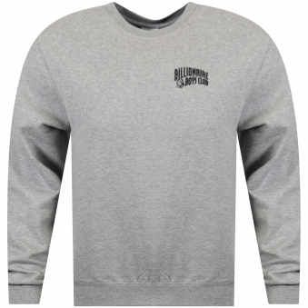 Billionaire Boys Club Grey Small Arch Logo Sweatshirt