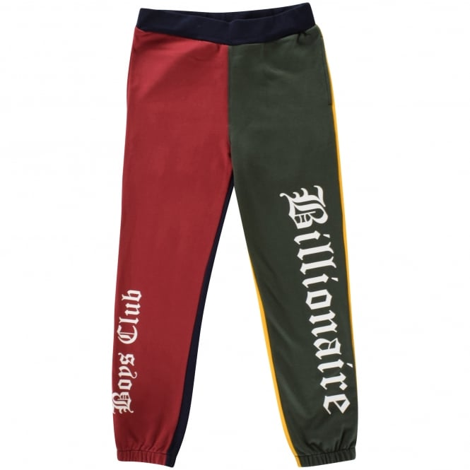 BILLIONAIRE BOYS CLUB Multi-Colour Alpha Omega Sweatpant