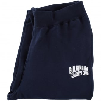 Billionaire Boys Club Navy/White Arch Logo Joggers