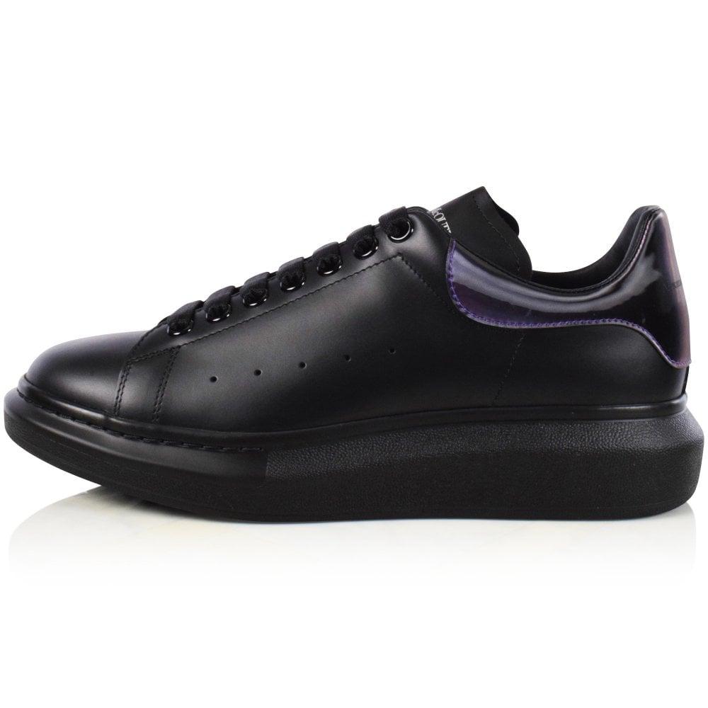 all black alexander mcqueen