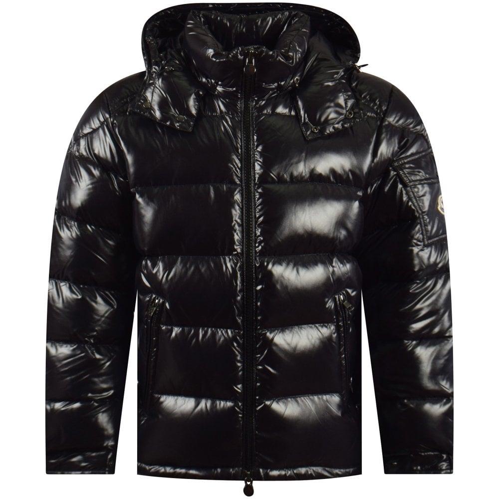 Cheap Newest Moncler Jackets For Men Black