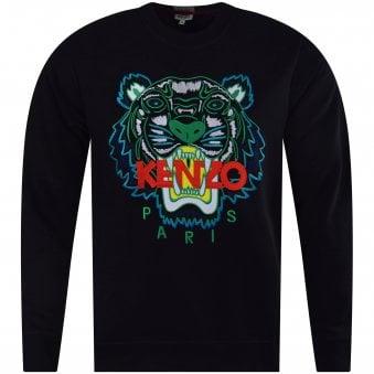 a0107a70fb45 Black Tiger Logo Sweatshirt