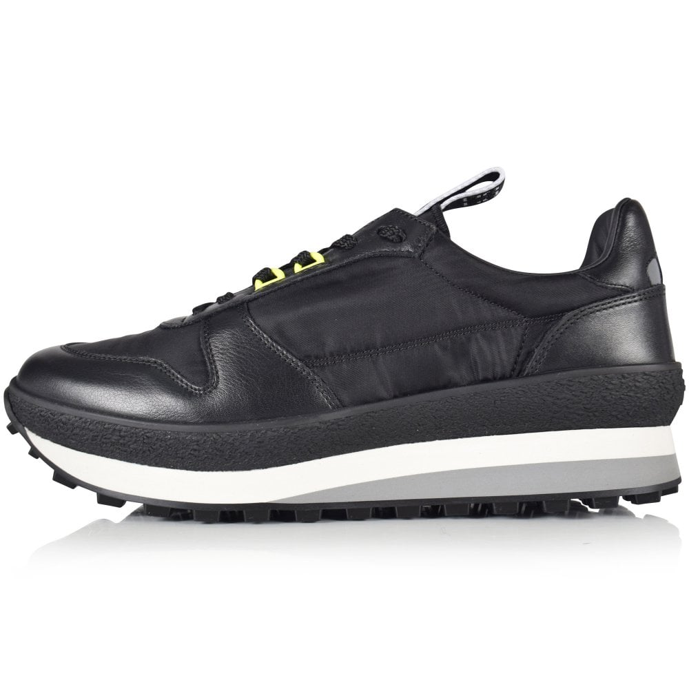 4cb3edd66e4cbe GIVENCHY Black TR3 Runners - Men from Brother2Brother UK