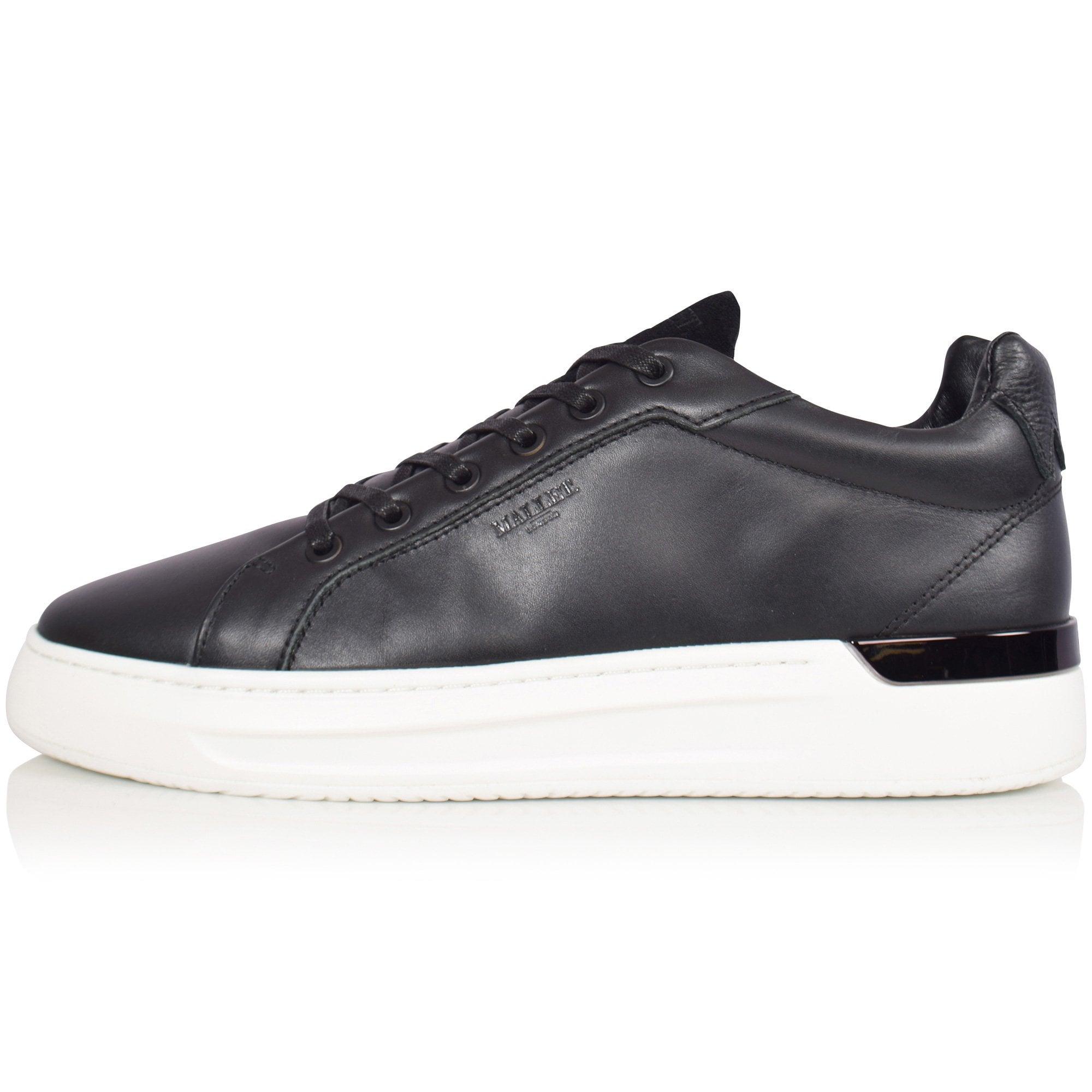 MALLET FOOTWEAR Black/White GRFTR