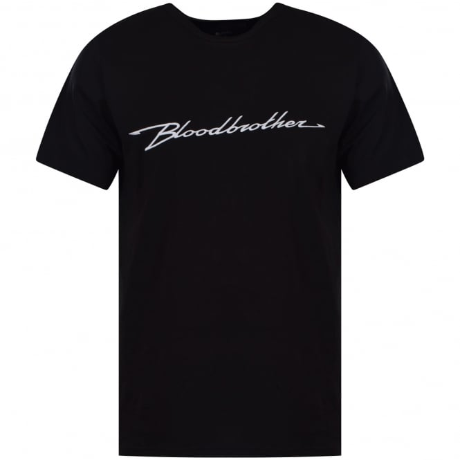 BLOOD BROTHER Black Bloodbrother T-Shirt