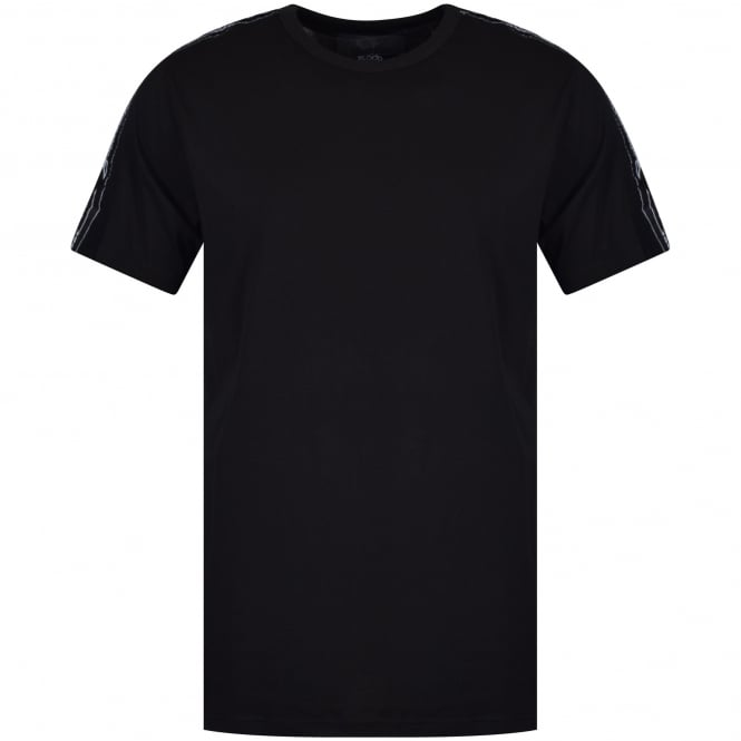 BLOOD BROTHER Black Cable T-Shirt