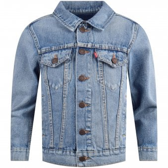 b36dabe3358 Blue Denim Jacket