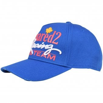 85c66f9e Size. 00 · Blue Racing Team Baseball Cap