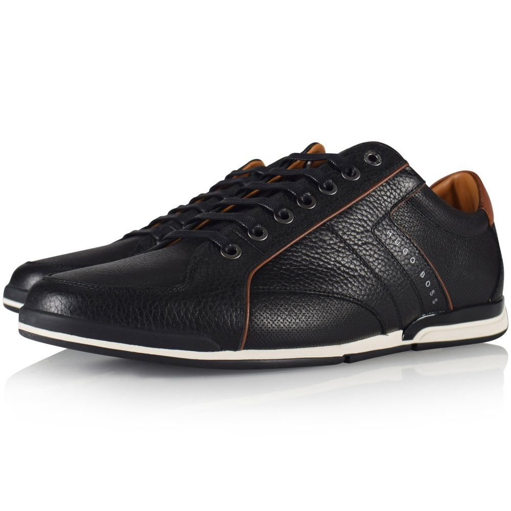 BOSS Boss Casual Black/Brown Leather