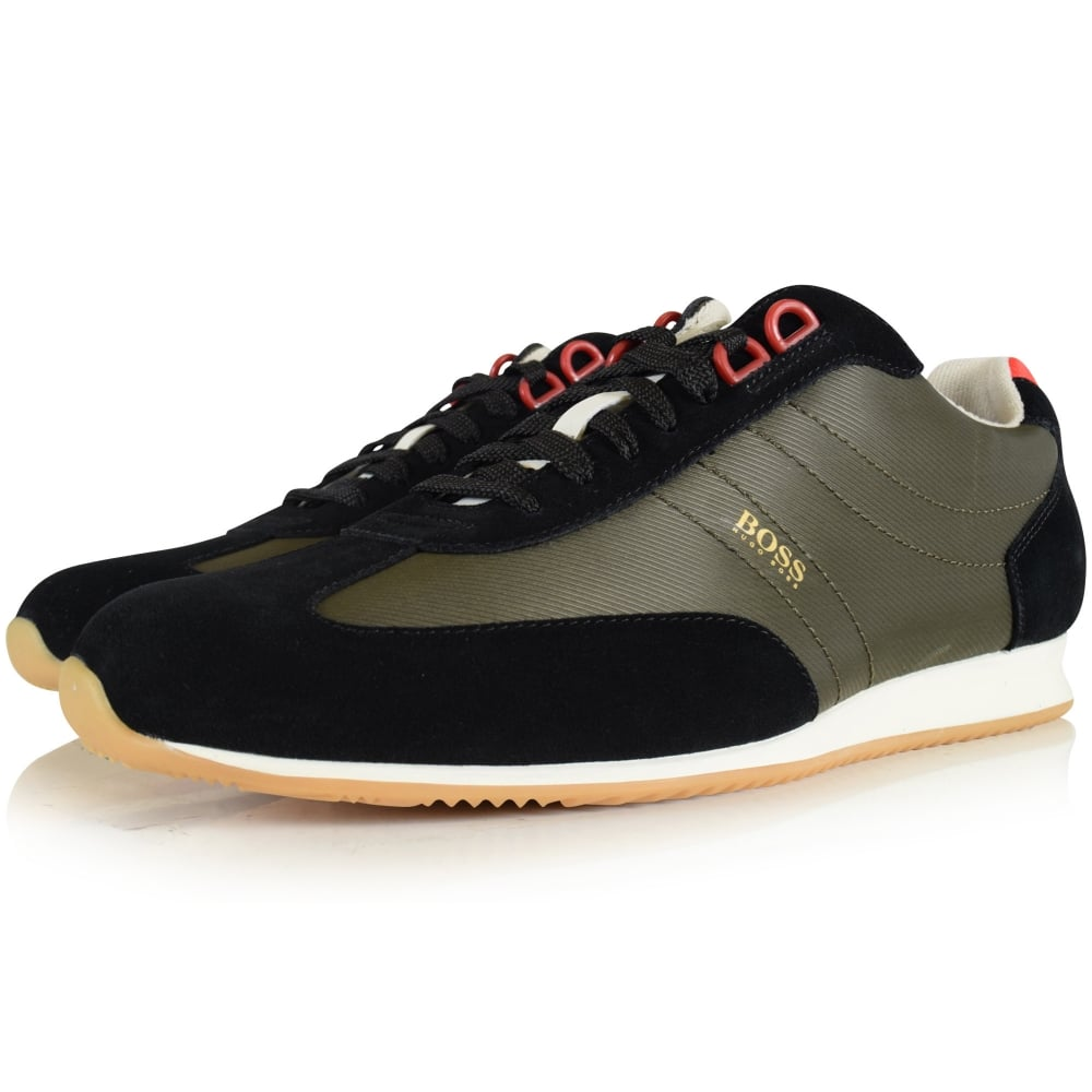 BOSS CASUAL ORLAND LOWP - Trainers - black bd9Iy