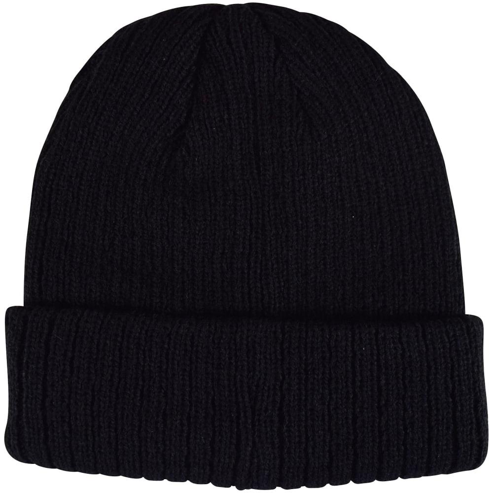 BOY LONDON Boy London Black White Logo Beanie Hat - Men from ... db66c2fd83a