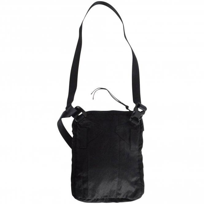 C.P. COMPANY Black Cross Body Bag Reverse