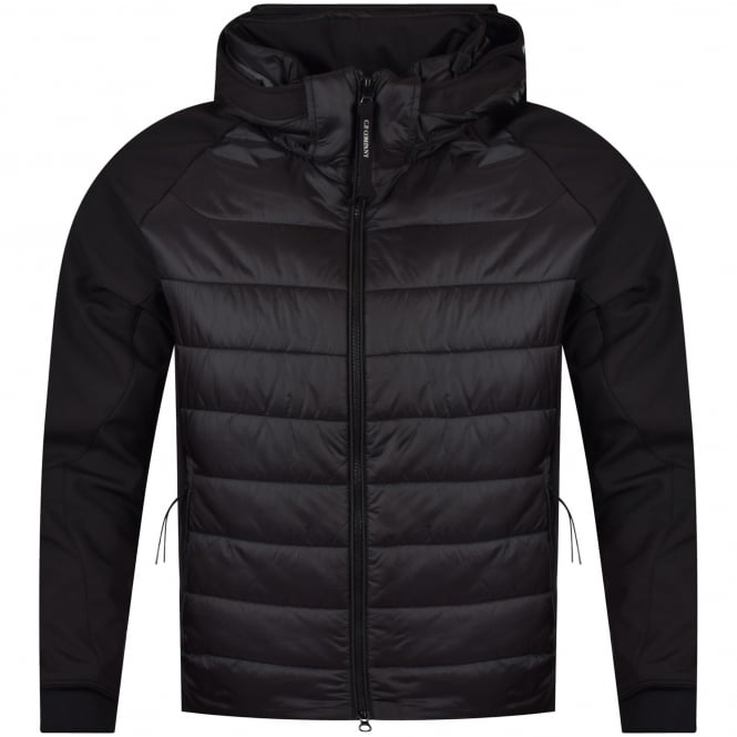 C.P. COMPANY Black Shell Jacket