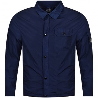 C.P. Company Blue Over Shirt