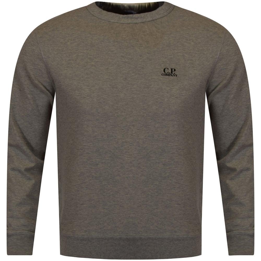 p Grey Sweatshirt Logo C Company dZqEHwB