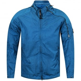C.P Company Hawaiian Ocean Zip Up Jacket