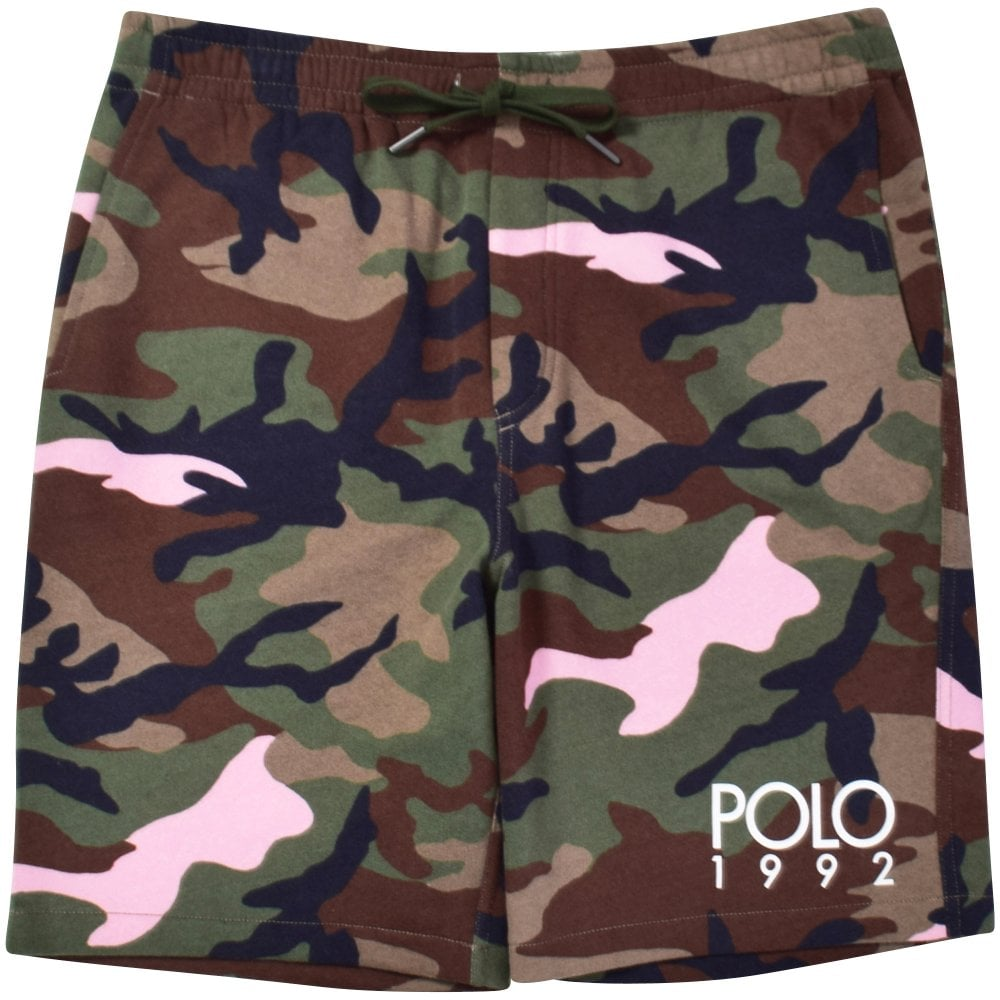 046b35a47a Camo 1992 Shorts