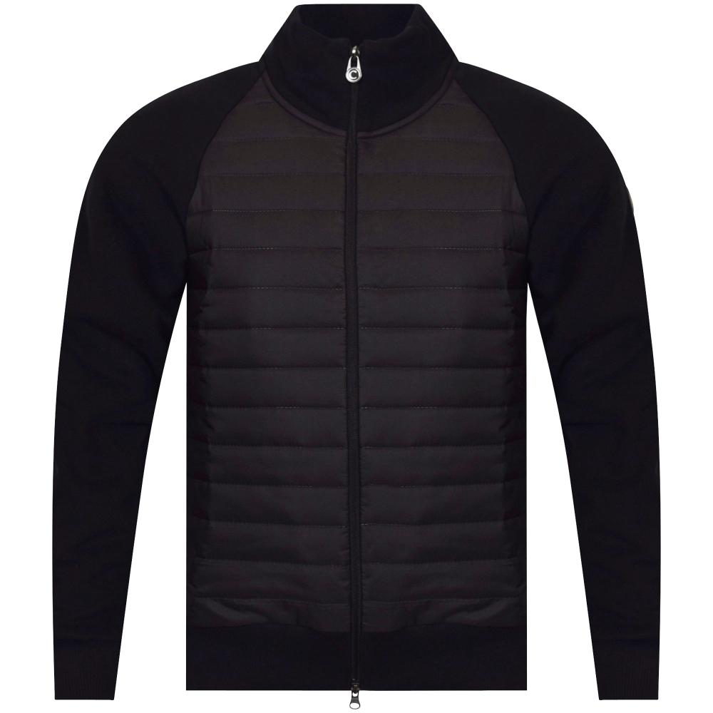 outlet store 445db 01f7e Colmar Originals Black Zip Up Jacket