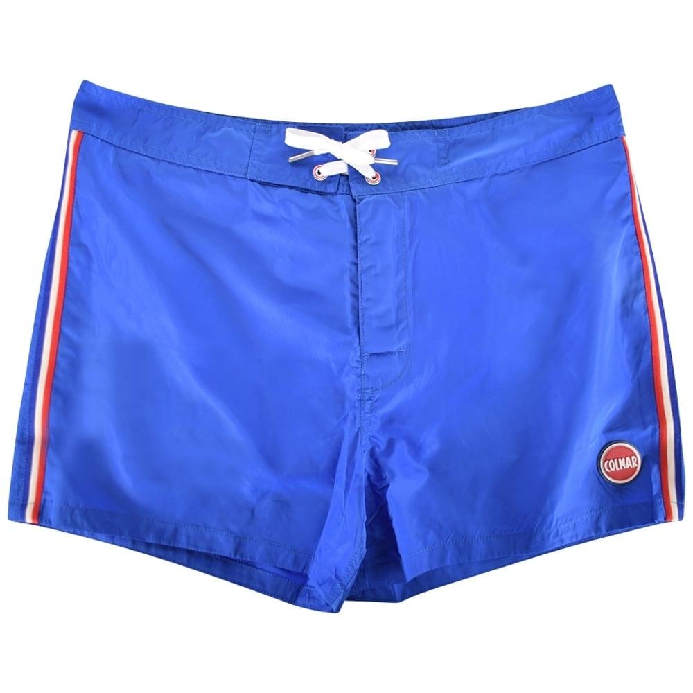 0321bcf075a85 COLMAR ORIGINALS Colmar Originals Blue Stripe Swim Shorts ...