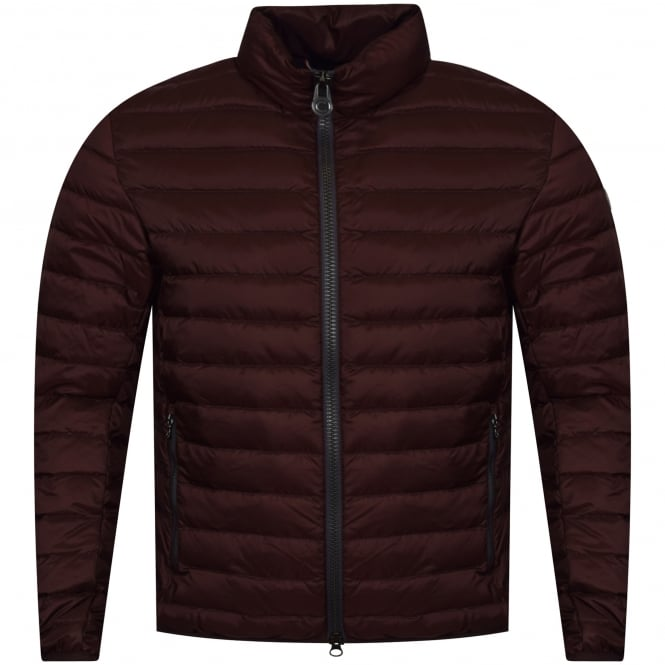 COLMAR ORIGINALS Burgundy Lightweight Jacket