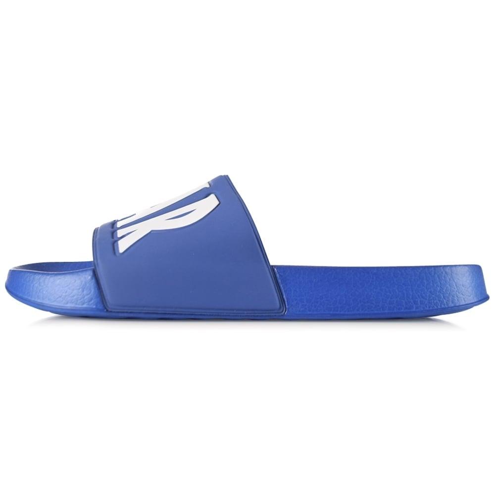 Colmar originals colmar originals blue logo sliders for Blue piscine colmar