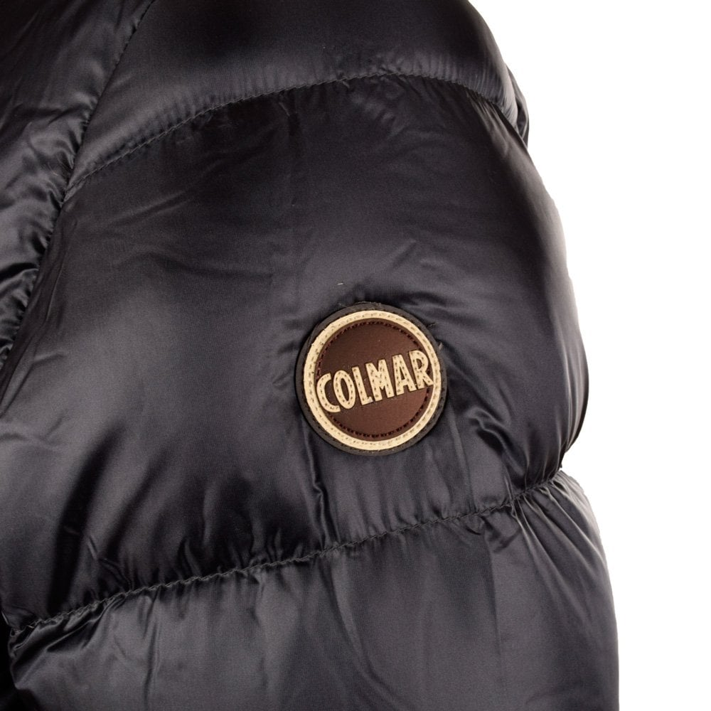65cedc17d40 COLMAR ORIGINALS Colmar Originals Navy Puffer Down Jacket - Men from ...