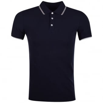 Colmar Originals Navy Classic Polo Shirt