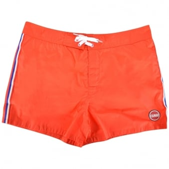 Colmar Originals Red Stripe Swim Shorts
