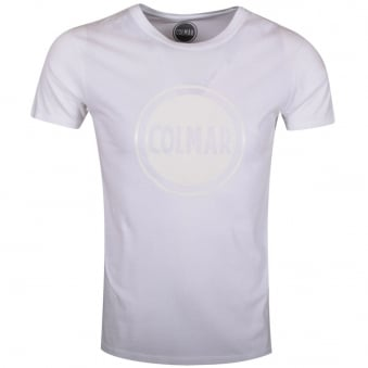 Colmar Originals White Logo T-Shirt