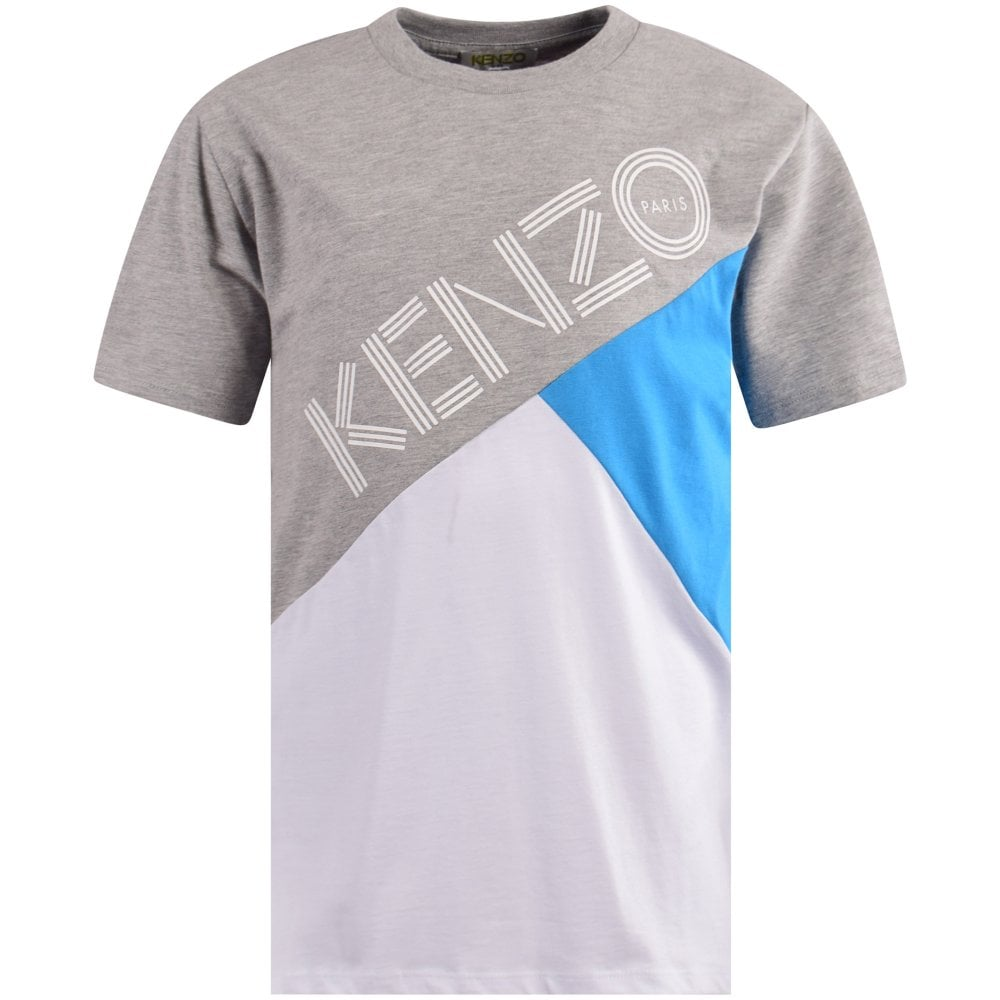 f40f1c75c Colour Block Logo T-Shirt