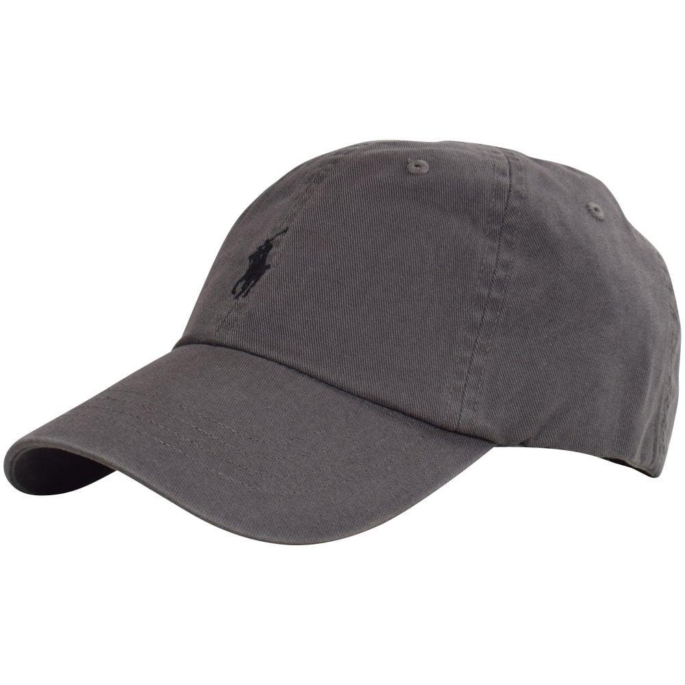 30c219ba462 Combat Grey Logo Baseball Cap