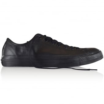 Converse All Star Black Low Trainers