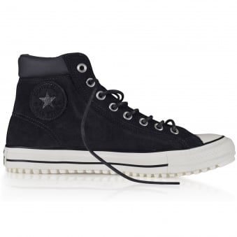 Converse All Star Dark Grey Suede Mid Boot