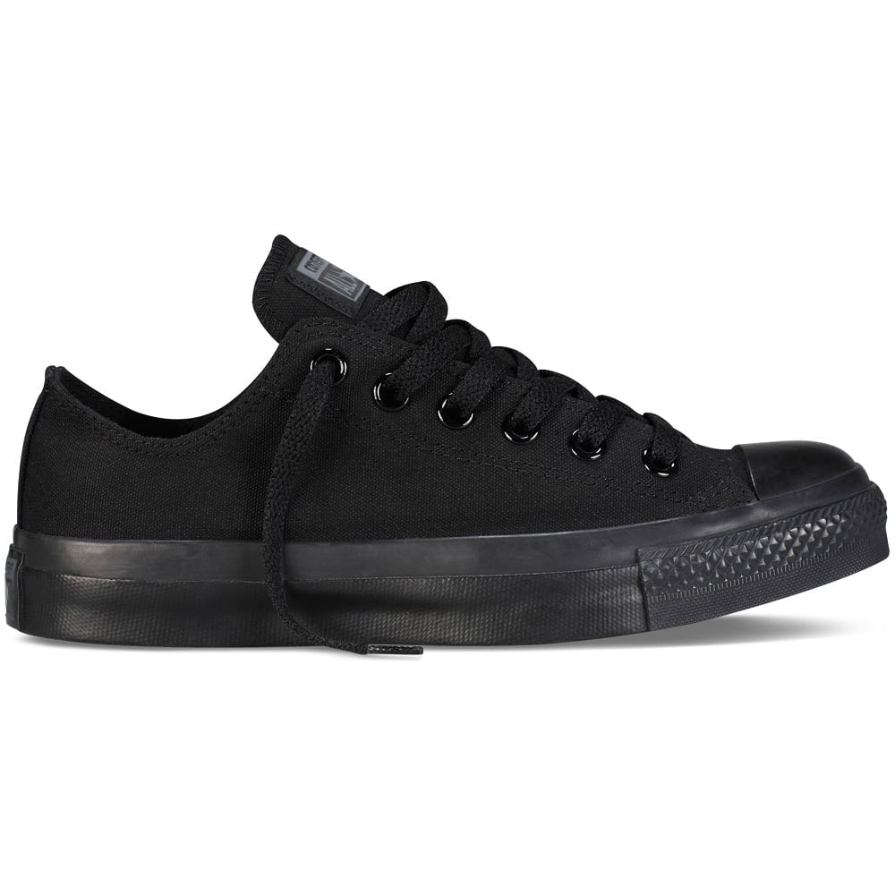 73958dc3515b CONVERSE Converse All Star Low Black Trainers - Men from ...