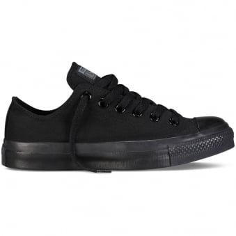 Converse All Star Low Black Trainers