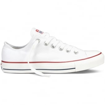 Converse All Star Low Optical White Trainers