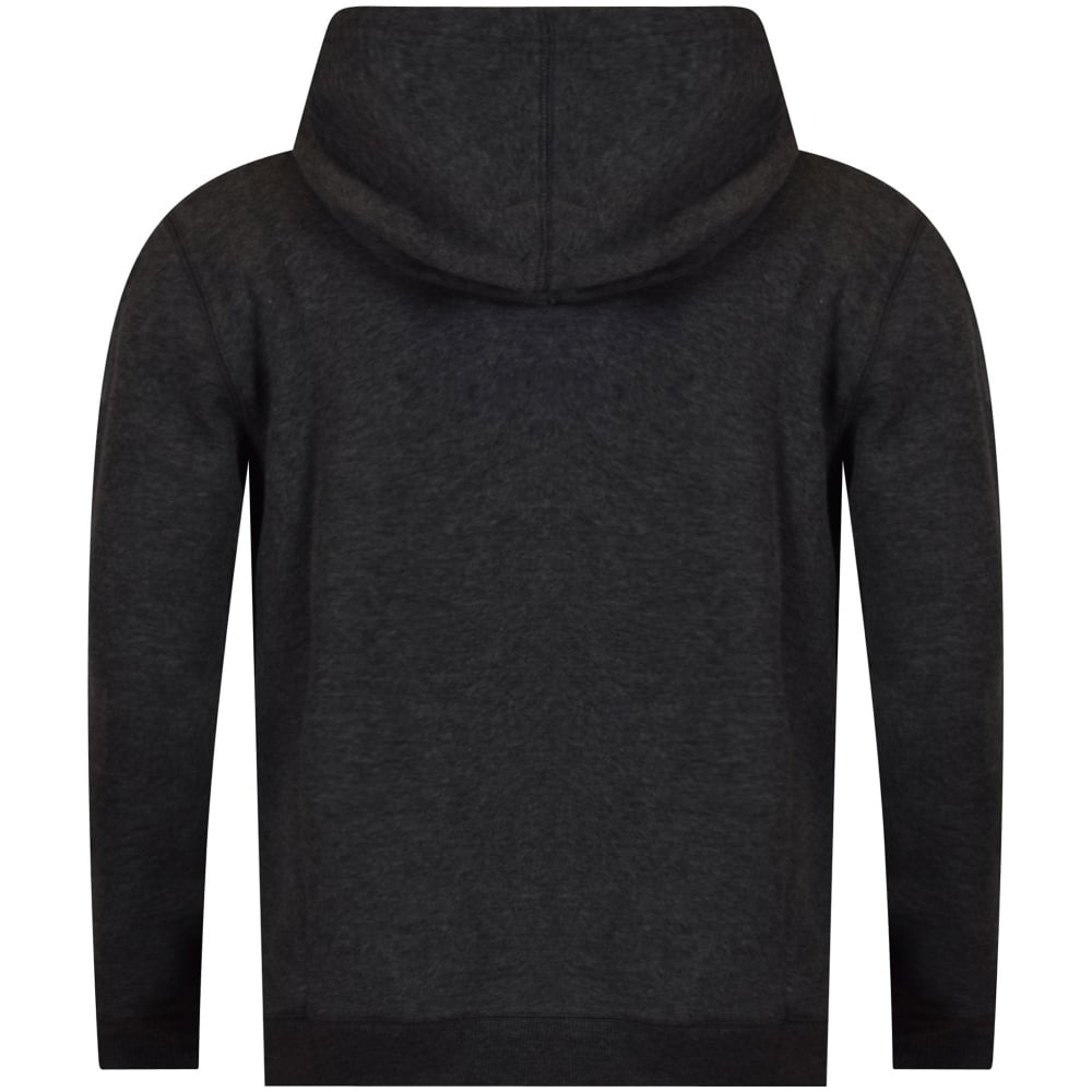 48273ee0837a CONVERSE JUNIOR Converse Boys Charcoal Pullover Hoodie - Junior from ...