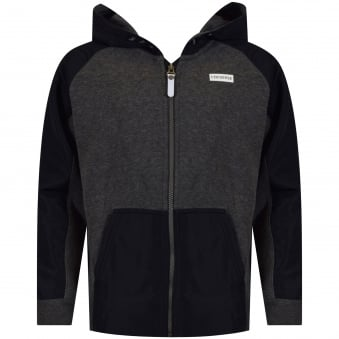Converse Boys Two Tone Charcoal Hoodie
