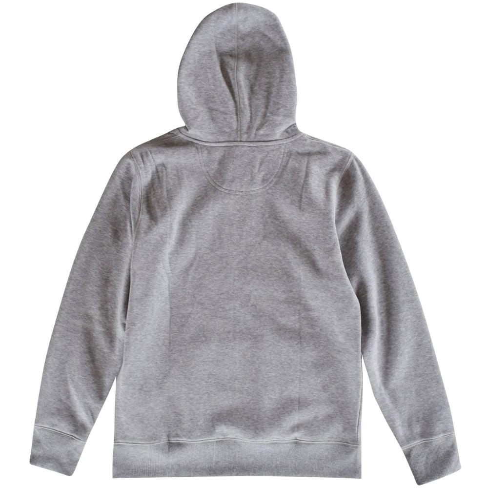 a681b3825e68 CONVERSE JUNIOR Converse Kids Grey Pullover Hoodie - Junior from ...