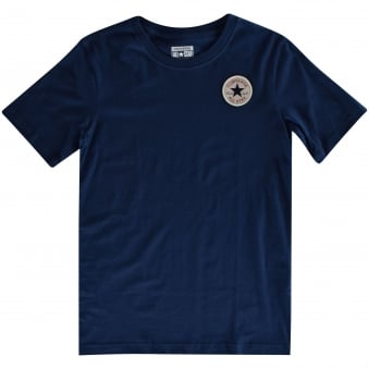 Converse Kids Navy T-Shirt
