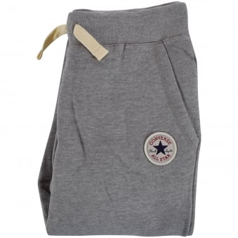 Converse Junior Grey Logo Joggers