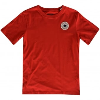 Converse Kids Red T-Shirt