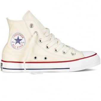 Converse Natural White All Star Hi Trainers