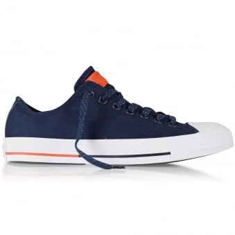 Converse Navy All Star Low Trainers