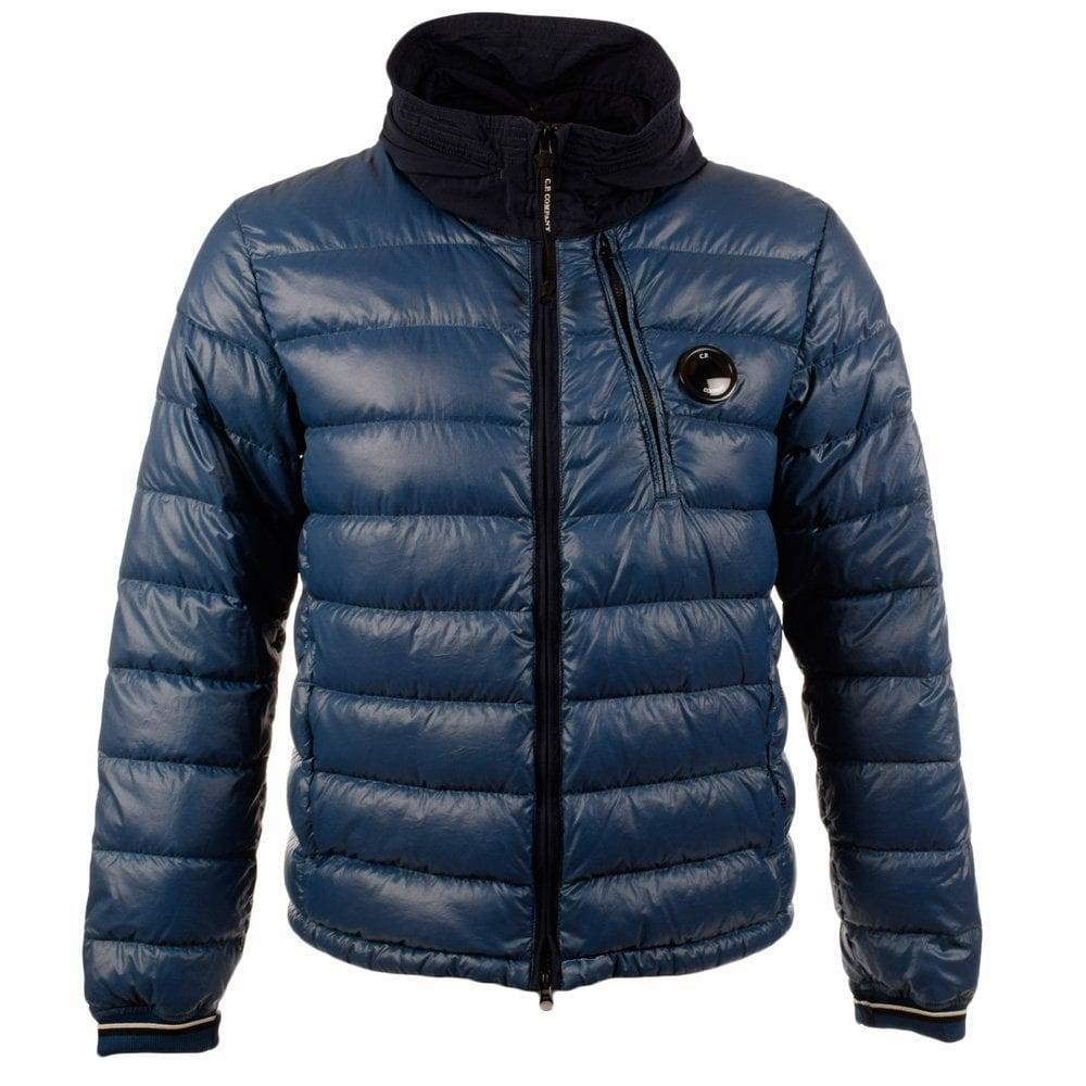 CP Company CP Company Padded Coat Blue