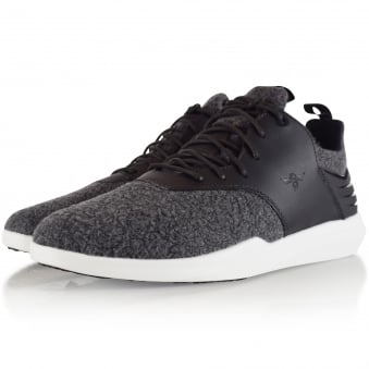 Creative Recreation Charcoal Deross Trainers