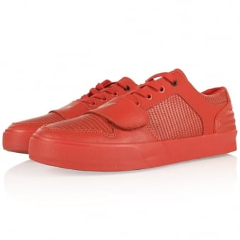 Creative Recreation Red Cesario Trainers