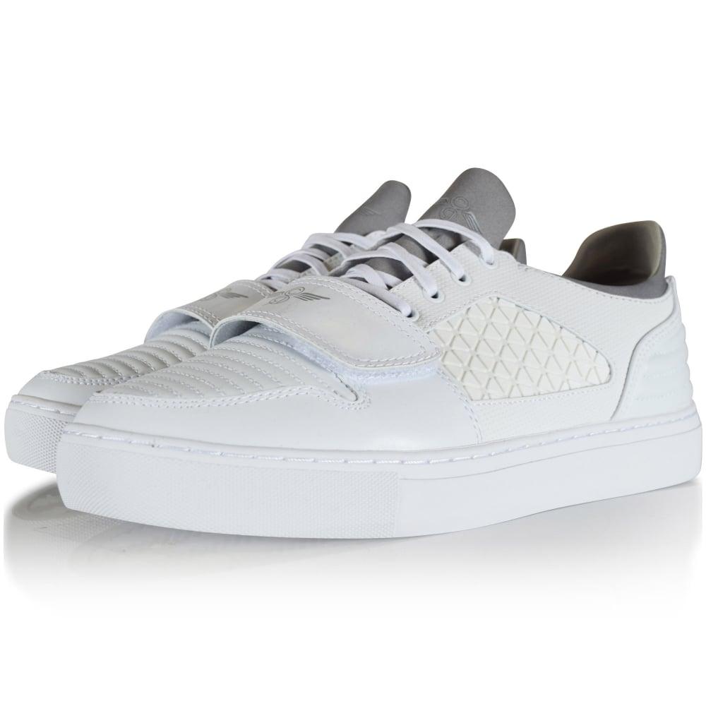 4a71e9c1147 White Mercurio Trainers