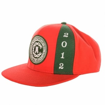 Crooks & Castles 2012 Special Red Snapback